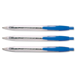 5 Star Ball Pen, Medium Tip Blue