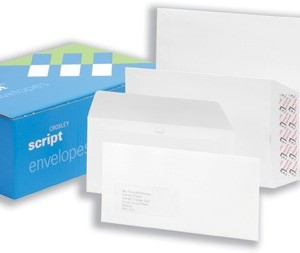C5 Non Window Envelopes (White)