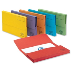 Document Wallets FS Assorted
