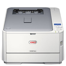 OKI C301dn A4 Colour LED Printer