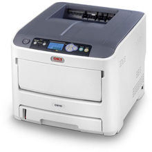 OKI C610n A4 Colour LED Printer