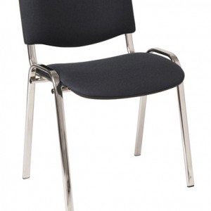 Stacking Chair. black