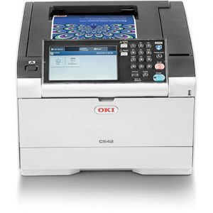 OKI-C542-Front-Facing-Large