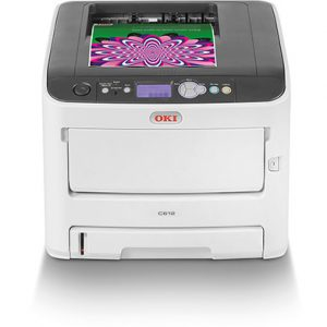 OKI-C612-Front-Facing-Large